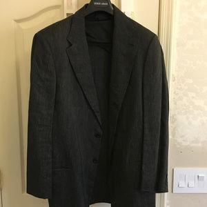 Giorgio Armani Suit Black